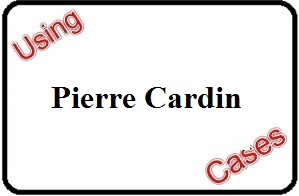 Using Pierre Cardin Cases