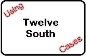 Using Twelve South Cases