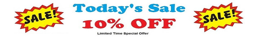 "Get 10% OFF TODAY""S Sale"