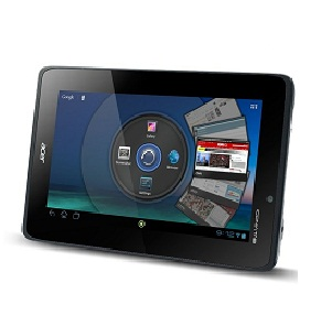 iconia Tablet A110 7.0 Inch
