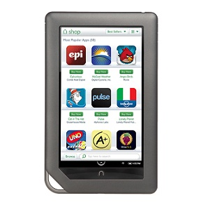 Nook Color Tablet(BNTV250)