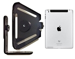 SlipGrip Tripod Mount For Apple iPad 2 & 3 & 4 GEN Using Naked No Case On