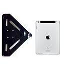 SLIPGRIP RAM-HOL COMPATIBLE MOUNT FOR APPLE IPAD 2 & 3 & 4 GEN Using Naked No Case On
