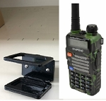SlipGrip RAM Holder For Baofeng Two-Way Radio US UV-5R V2+