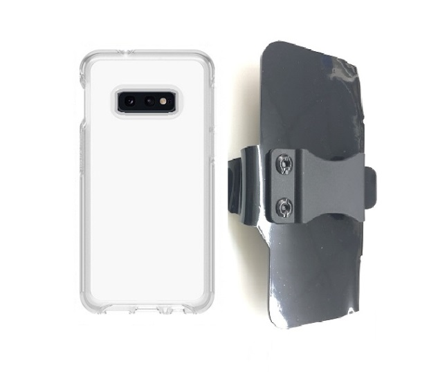 SlipGrip Belt Clip Only For Samsung Galaxy S10e Otterbox Symmetry Clear Case