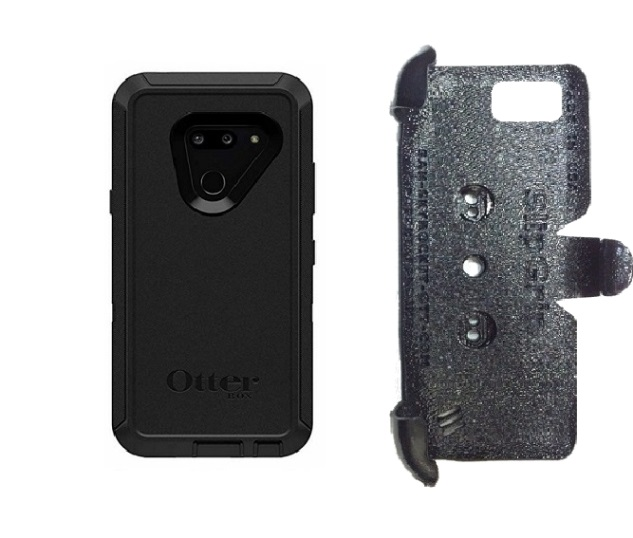 SlipGrip PRO Mounts Holder For LG G8 ThinQ Using Otterbox Defender Case