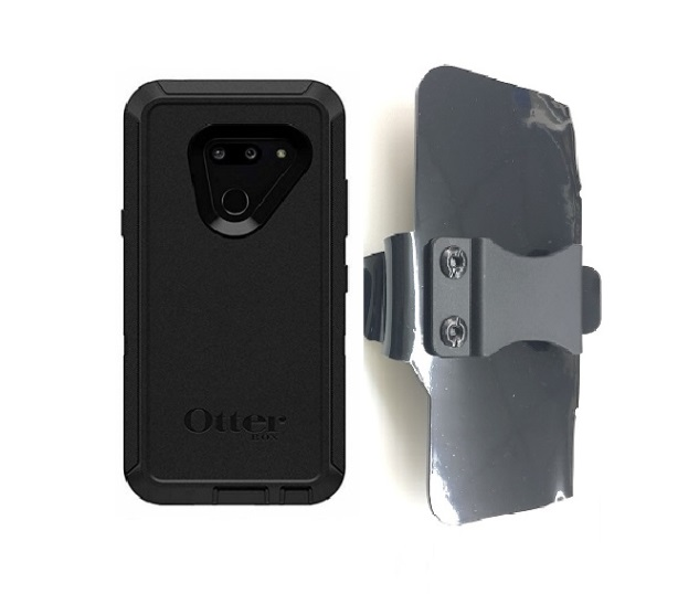 SlipGrip Belt Clip Only For LG G8 ThinQ Otterbox Defender Case