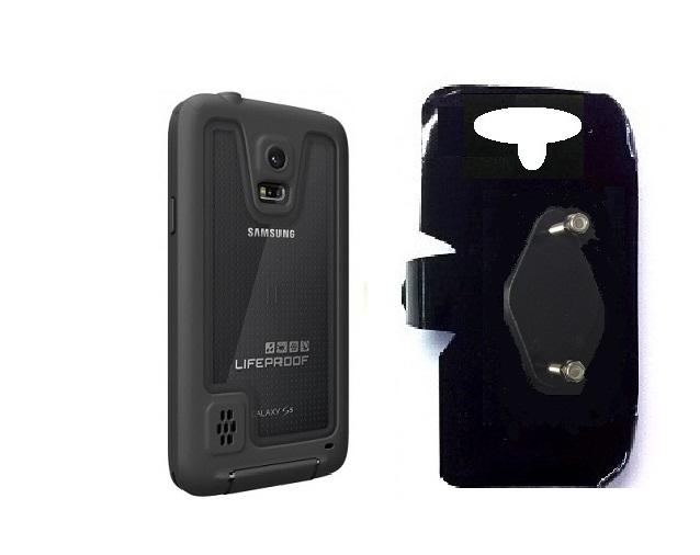 buy popular 0bf9d 6ae9f SlipGrip RAM-HOL Holder For Samsung Galaxy S5 i9600 Using LifeProof FRE Case