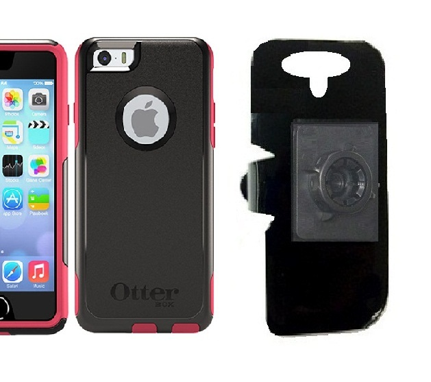 SlipGrip 17MM Holder For Apple iPhone 6 Using Otterbox Commuter Case