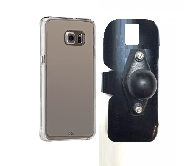 release date: 22973 cf027 SlipGrip RAM Holder For Samsung Galaxy S6 Edge Plus Using Case-Mate Naked  Tough Bumper Case