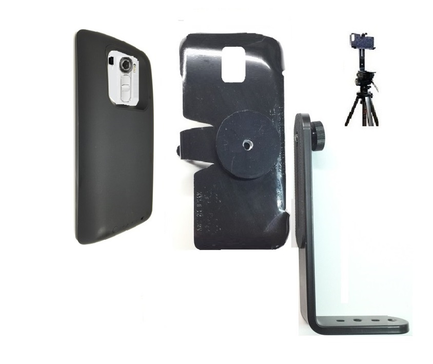 pretty nice 4c51d 6a761 SlipGrip Tripod Mount For LG G4 Using Mophie Juice Pack Case
