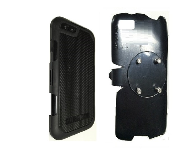 the latest b3b1b 5b092 SlipGrip RAM-HOL Holder For Apple iPhone 7 Plus Using Griffin Survivor  Summit Case