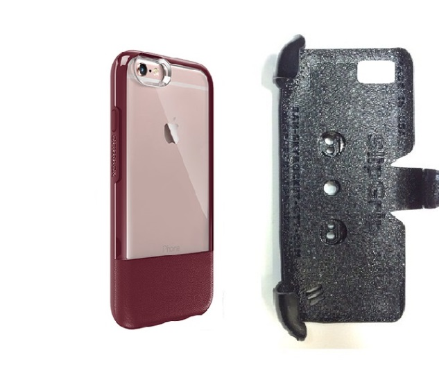 SlipGrip PRO Mounts Holder For Apple iPhone 6 Plus Using Otterbox Statement Case
