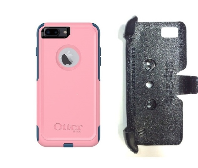 SlipGrip PRO Mounts Holder For Apple iPhone 7 Plus Using OtterBox Commuter Case