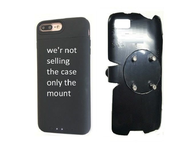 SlipGrip RAM-HOL Holder Designed To Work For iPhone 8 Plus Mophie Juice Pack Air Case