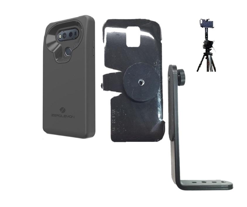 online store 5c796 6733a SlipGrip Tripod Mount Designed For LG V20 Phone ZeroLemon Battery Case