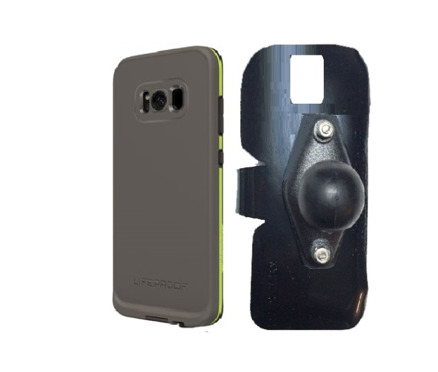 SlipGrip RAM Holder Designed For Samsung Galaxy S8 Plus LifeProof FRE Case