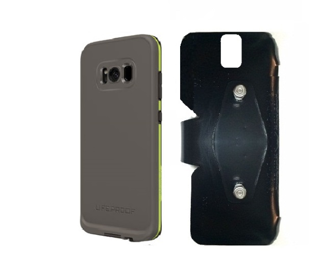 SlipGrip RAM-HOL Holder Designed For Samsung Galaxy S8 Plus LifeProof FRE Case