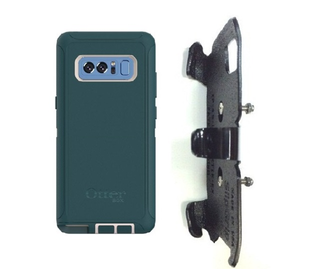 SlipGrip RAM-HOL Holder For Samsung Galaxy Note 8 Using Otterbox Defender Case