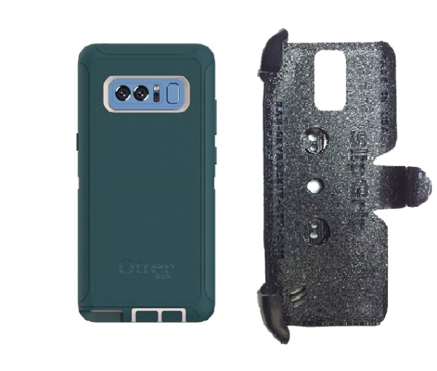 SlipGrip PRO Mounts Holder For Samsung Galaxy Note 8 Using Otterbox Defender Case