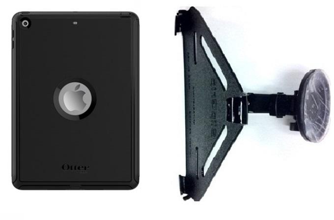 best sneakers b5789 e00e7 SlipGrip Car Holder Designed For Apple iPad 5th Gen Tablet Otterbox  Defender Case