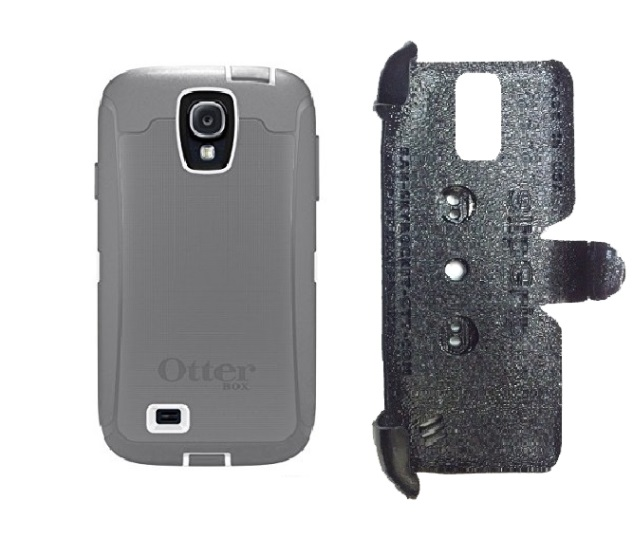 SlipGrip PRO Mounts Holder For Samsung Galaxy S4 i9500 Using Otterbox Defender Case