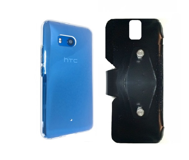 SlipGrip RAM-HOL Holder Designed For HTC U11 Phone Spigen Liquid Crystal Case