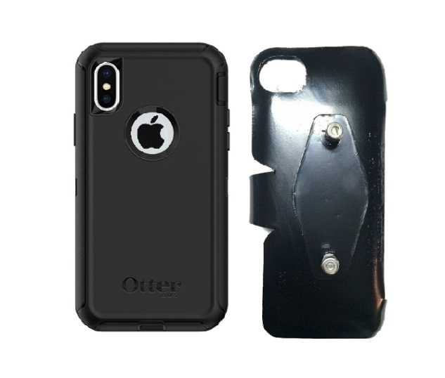 SlipGrip RAM-HOL Holder For Apple iPhone X Using Otterbox Defender Case