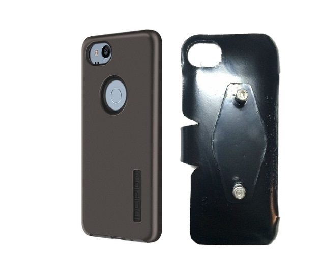 SlipGrip RAM-HOL Holder Designed For Google Pixel 2 Phone Incipio DualPro Case