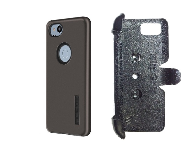 SlipGrip PRO Mounts Holder Designed For Google Pixel 2 Phone Incipio DualPro Case