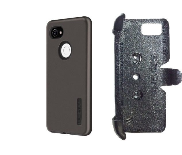 SlipGrip PRO Mounts Holder Designed For Google Pixel 2 XL Phone Incipio DualPro Case