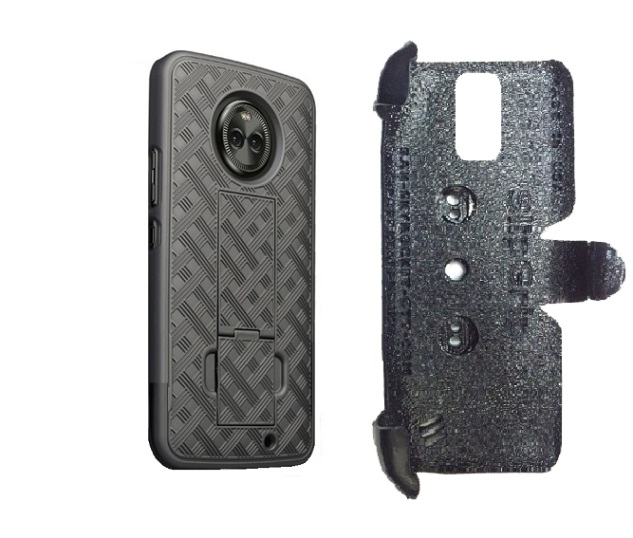 SlipGrip PRO Mounts Holder For Motorola Moto X4 Phone Using  Shell Kickstand Case
