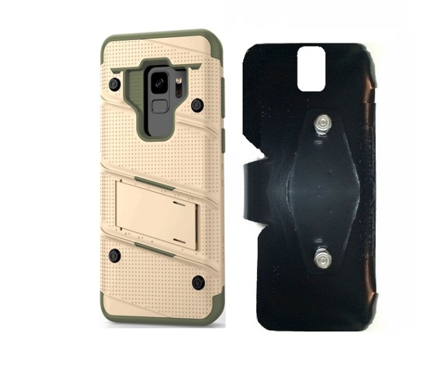 SlipGrip RAM-HOL Holder For Samsung Galaxy S9 Using Zizo Bolt Case
