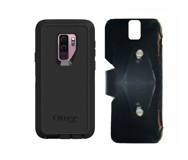 SlipGrip RAM-HOL Holder For Samsung Galaxy S9 Plus Using Otterbox Defender Case