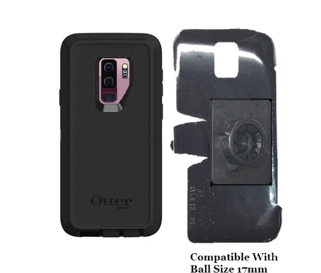 SlipGrip 17MM Holder For Samsung Galaxy S9 Plus Using Otterbox Defender Case