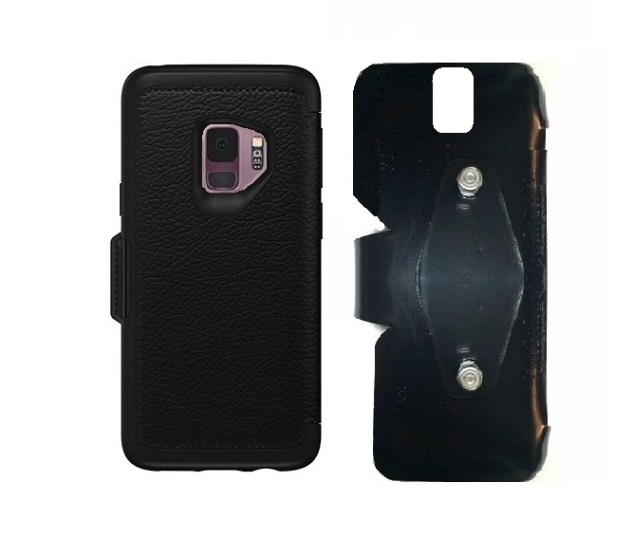 SlipGrip RAM-HOL Holder For Samsung Galaxy S9 Using Otterbox Strada Case