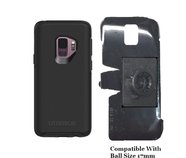SlipGrip 17MM Holder For Samsung Galaxy S9 Using Otterbox Symmetry Case