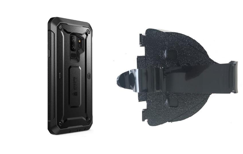 on sale 069be 6559b SlipGrip Car Dashboard Holder Designed For Samsung Galaxy S9 Plus Supcase  Unicorn Beetle Pro Case