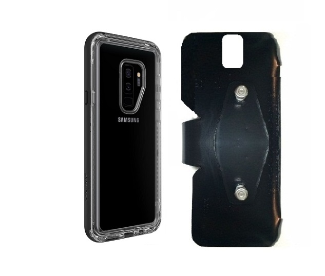 new concept 09389 260a9 SlipGrip RAM-HOL Holder Designed For Samsung Galaxy S9 Plus Lifeproof NEXT  Case