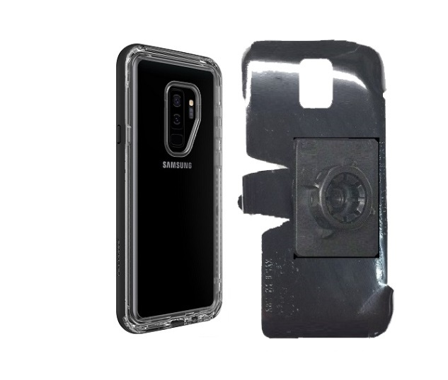 SlipGrip 17MM Holder Designed For Samsung Galaxy S9 Plus Lifeproof NEXT Case