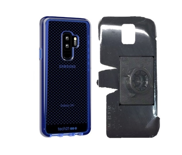 SlipGrip 17MM Holder Designed For Samsung Galaxy S9 Plus Tech21 EvoCheck Case