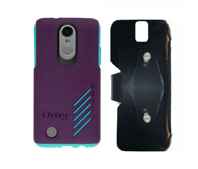 SlipGrip RAM-HOL Holder For LG Aristo Phone Using Otterbox Achiever Case