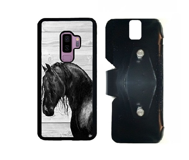 SlipGrip RAM-HOL Holder Designed For Samsung Galaxy S9 Plus  Innosub Rubber Case