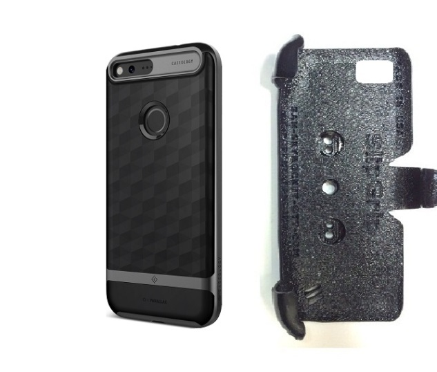 SlipGrip PRO Mounts Holder Designed For Google Pixel XL Caseology Parallax Case