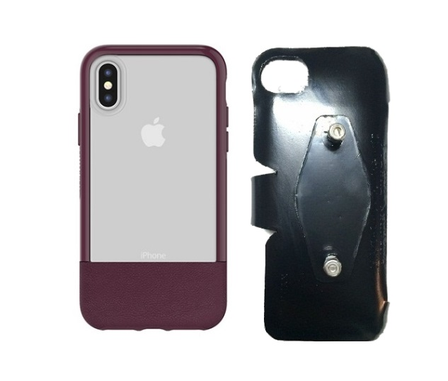 SlipGrip RAM-HOL Holder For Apple iPhone X Using Otterbox Statement Case