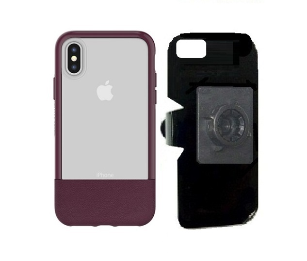 SlipGrip 17MM Holder For Apple iPhone X Using Otterbox Statement Case