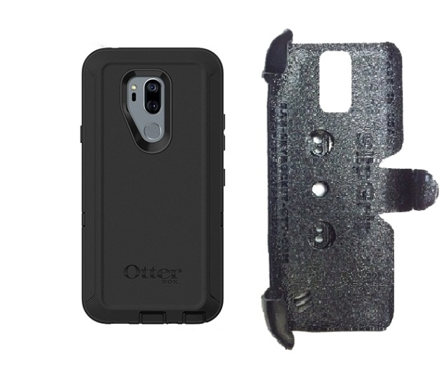SlipGrip PRO Mounts Holder For LG G7 Thin Q Using Otterbox Defender Case