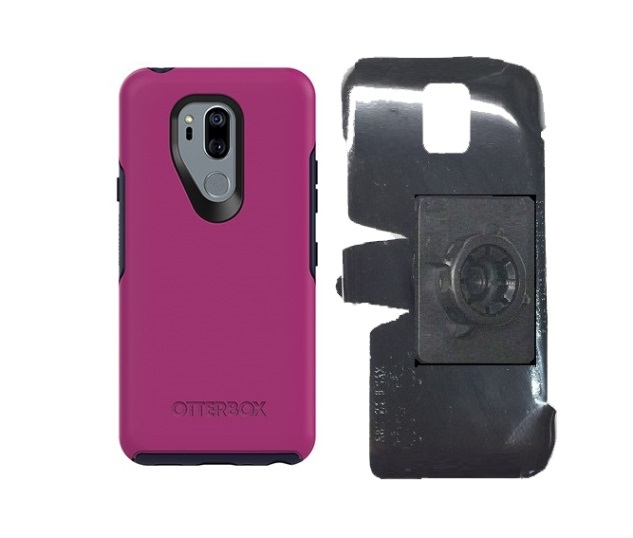 SlipGrip 17MM Holder For LG G7 Thin Q Using Otterbox Symmetry Case