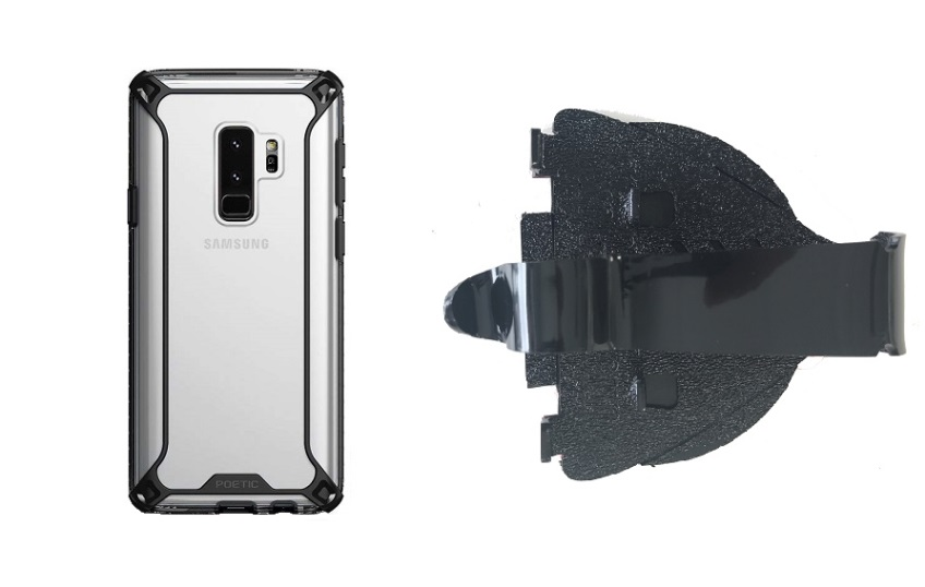 SlipGrip Car Dashboard Holder Designed For Samsung Galaxy S9 Plus Poetic Affinity Case