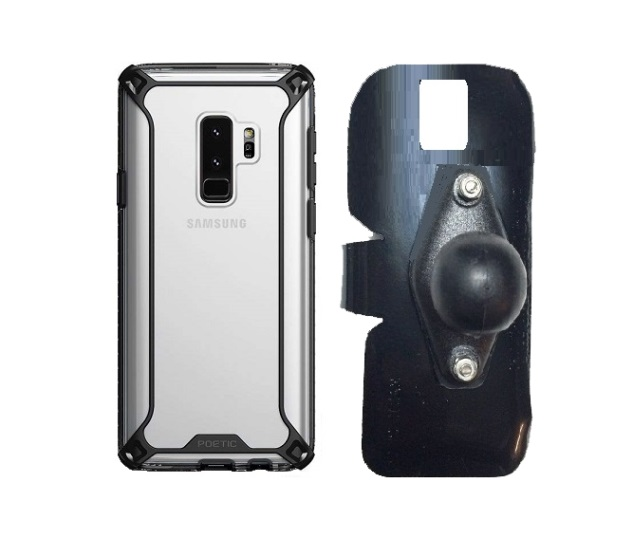SlipGrip RAM Holder Designed For Samsung Galaxy S9 Plus Poetic Affinity Case